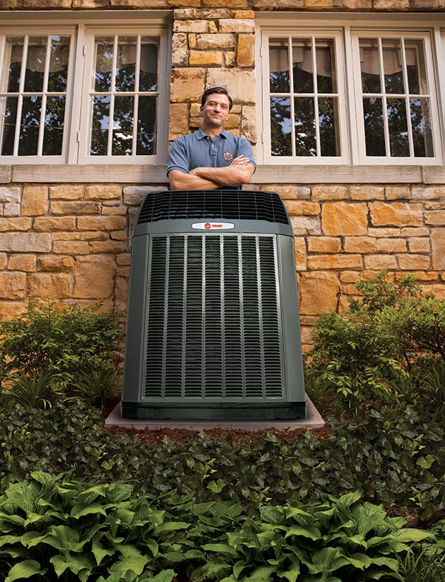 The Woodlands Heat Pumps Installation