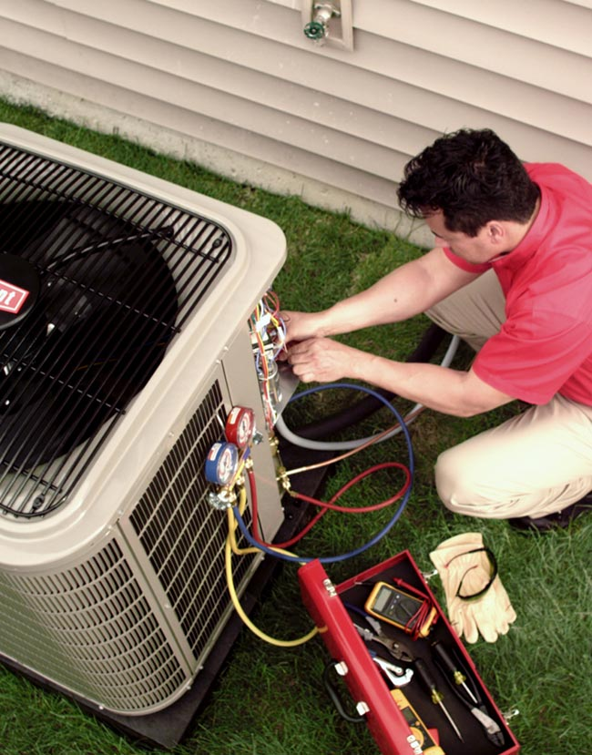 The Woodlands AC Repair